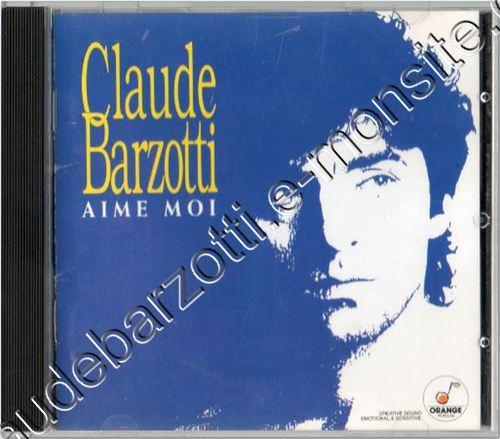 CD Aime-moi version Corée1990