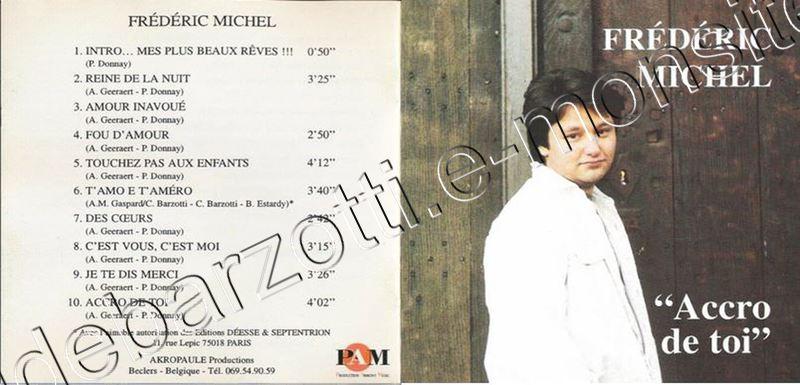 Frédéric Michel Album